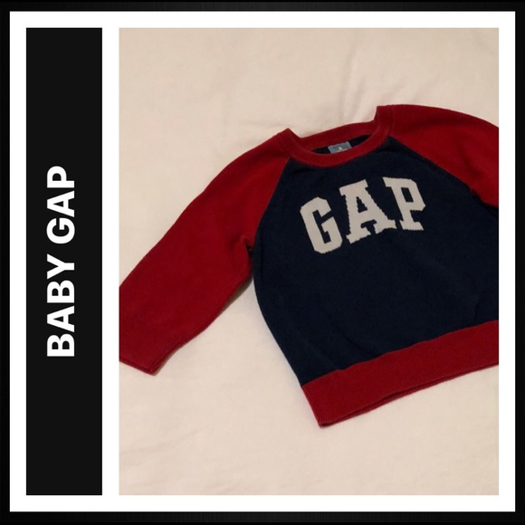 GAP Other - Baby GAP Long Sleeve Sweater